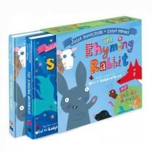 Donaldson, Julia Singing Mermaid and the Rhyming Rabbit Board Book Gift Slipc
