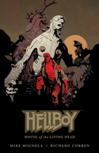 Mignola, Mike Hellboy