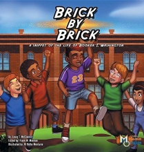 Mcclain Ii, Louie T. Mcclain Ii, L: Brick by Brick