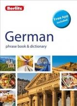Berlitz Phrase Book & Dictionary German (Bilingual dictionary)