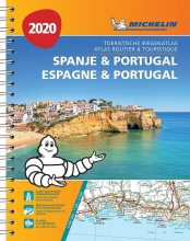 , *ATLAS MICHELIN SPANJE & PORTUGAL 2020
