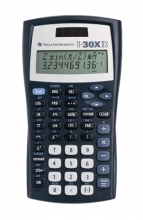 , Calculator TI-30XIIS