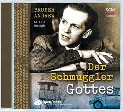 Andrew, Bruder,   Kopp, Daniel Der Schmuggler Gottes - Hörbuch (MP3-CD)