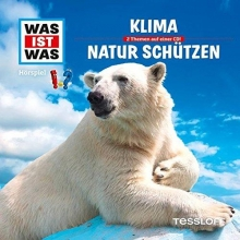 Haderer, Kurt Was ist was Hörspiel-CD: Klima Natur schützen