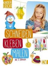 Küssner-Neubert, Andrea kinderleicht - schneiden, kleben, malen