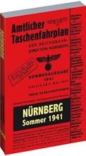 Amtlicher Taschenfahrplan N?RNBERG - Sommer 1941