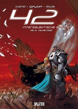 Cano, Jean-Luc 42 - Intergalaktische Agenten 05. Cal` Han (2/2)