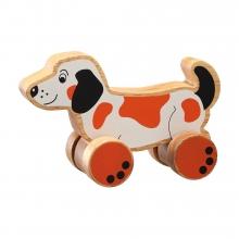 , Lanka kade - push along hond hout