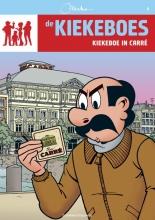 Merho De Kiekeboes 006 Kiekeboe in Carr?