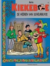 Merho De Kiekeboes De heeren van Scheurbuyck
