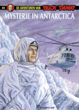Bergese , Mysterie in Antarctica