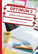 Optimum - Kantoortechnieken Bso 3 - Leerwerkboek