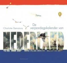 Charlotte Dematons , De verjaardagskalender van Nederland