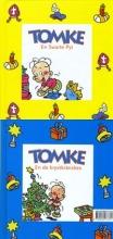 Auck Peanstra Riemkje Pitstra, Tomke en swarte piet; Tomke en de krystkrânskes