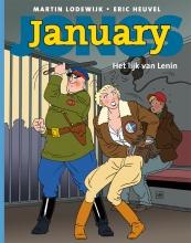 Martin  Lodewijk Het lijk van Lenin