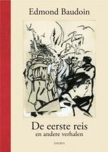 Edmond  Baudoin De eerste reis en andere verhalen