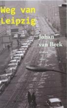 Johan van Beek , Weg van Leipzig