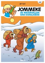 Nys,,Jef Jommeke 127