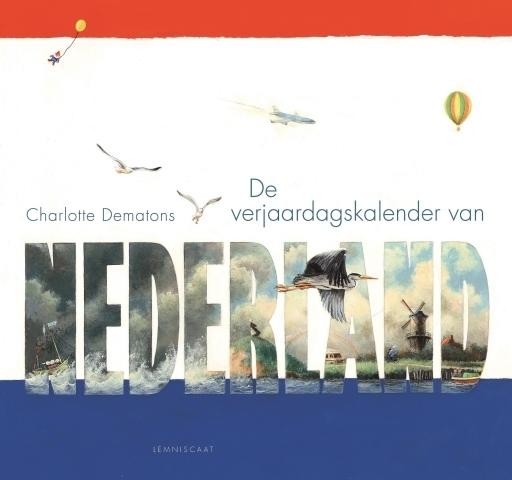 Charlotte Dematons,De verjaardagskalender van Nederland
