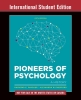 <b>Raymond E. (York University) Fancher,   Alexandra (York University) Rutherford</b>,Pioneers of Psychology