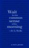 , H. G. Wells Novel Journal