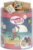 Ala-03327 , Stampo kids piraten stempels