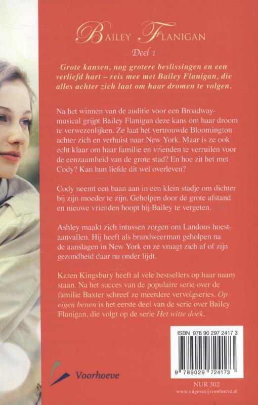 Karen Kingsbury,Op eigen benen