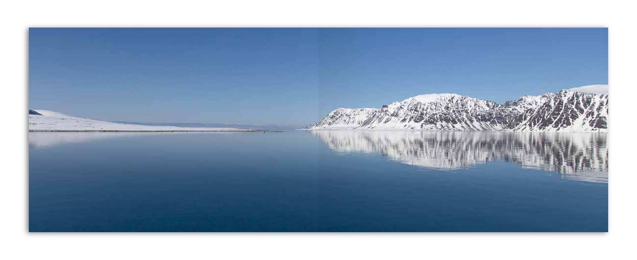 Dolf Middelhoff,Svalbard