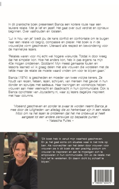 Bianca Van Roshum,Lul ik hou van je!