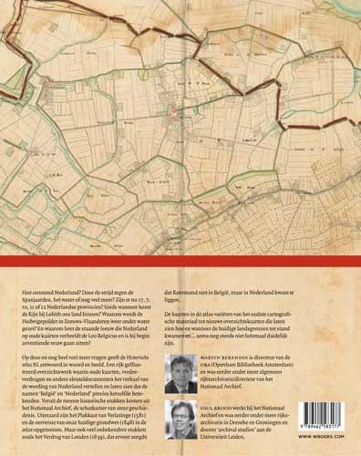 Martin Berendse, Paul Brood,Historische atlas NL