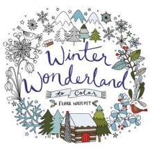Waycott, Flora Winter Wonderland to Color