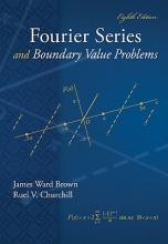 James Ward Brown,   Ruel V. Churchill Fourier Series and Boundary Value Problems