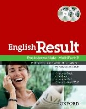 English Result Pre Intermediate. Multipack B