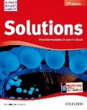 Solutions: Pre-Intermediate: Student`s Book