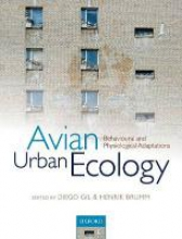 Gil, Diego Avian Urban Ecology