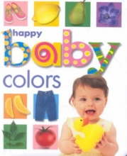 Priddy, Roger Happy Baby Colors