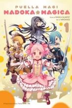 Magica Quartet Puella Magi Madoka Magica 1