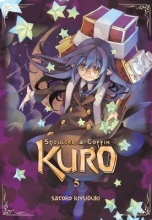 Kiyuduki, Satoko Shoulder-A-Coffin Kuro, Volume 5