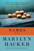 Hacker, Marilyn Names - Poems