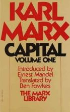 Marx, Karl Capital