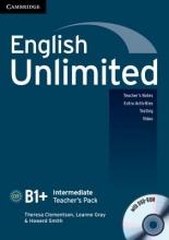Clementson, Theresa ENGLISH UNLIMITED INTERMEDIATE