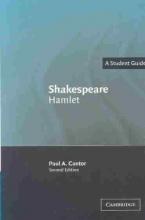 Cantor, Paul a. Shakespeare