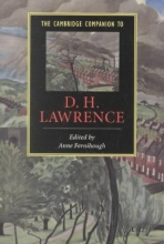 Fernihough, Anne Cambridge Companion to D. H. Lawrence