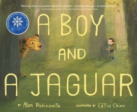 Alan,Rabinowitz Boy and a Jaguar