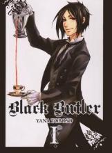Toboso, Yana Black Butler, Volume 1