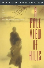 Ishiguro, Kazuo A Pale View of Hills
