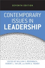 William E. Rosenbach,   Robert L. Taylor,   Mark A. Youndt Contemporary Issues in Leadership