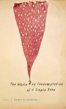 Pearson, Nancy K. The Whole by Contemplation of a Single Bone
