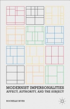 Rives, Rochelle Modernist Impersonalities
