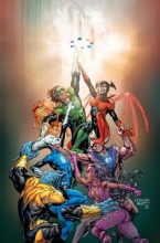 Bedard, Tony Green Lantern New Guardians 1